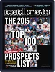 Baseball America (Digital) Subscription February 27th, 2015 Issue