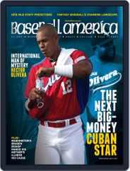 Baseball America (Digital) Subscription March 13th, 2015 Issue
