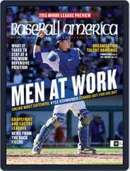 Baseball America (Digital) Subscription April 10th, 2015 Issue