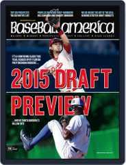 Baseball America (Digital) Subscription June 5th, 2015 Issue