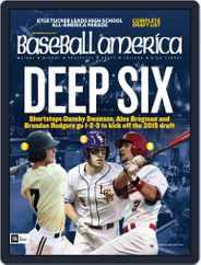 Baseball America (Digital) Subscription July 3rd, 2015 Issue