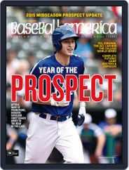 Baseball America (Digital) Subscription July 17th, 2015 Issue