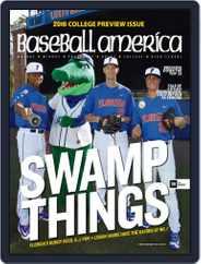 Baseball America (Digital) Subscription February 12th, 2016 Issue