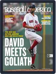 Baseball America (Digital) Subscription April 22nd, 2016 Issue