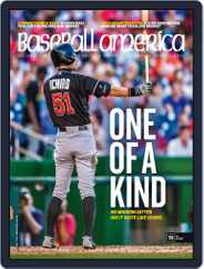 Baseball America (Digital) Subscription August 12th, 2016 Issue