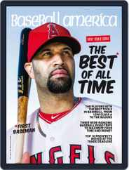 Baseball America (Digital) Subscription August 21st, 2017 Issue