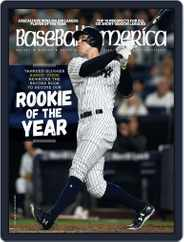 Baseball America (Digital) Subscription October 20th, 2017 Issue