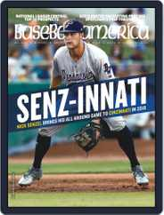 Baseball America (Digital) Subscription November 5th, 2017 Issue