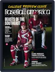 Baseball America (Digital) Subscription February 9th, 2018 Issue