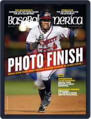 Baseball America (Digital) Subscription February 23rd, 2018 Issue