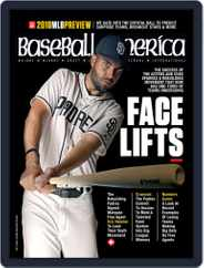 Baseball America (Digital) Subscription March 23rd, 2018 Issue
