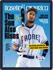 Baseball America (Digital) Subscription April 20th, 2018 Issue