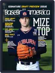 Baseball America (Digital) Subscription June 1st, 2018 Issue