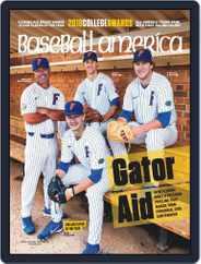 Baseball America (Digital) Subscription June 15th, 2018 Issue