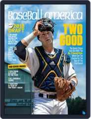 Baseball America (Digital) Subscription June 29th, 2018 Issue