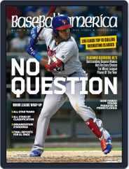 Baseball America (Digital) Subscription September 21st, 2018 Issue