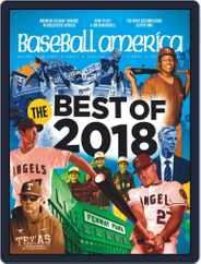 Baseball America (Digital) Subscription December 7th, 2018 Issue