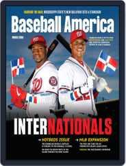 Baseball America (Digital) Subscription May 1st, 2019 Issue