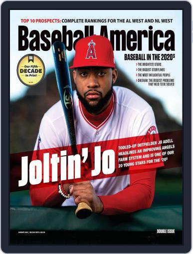Baseball America January 1st, 2020 Digital Back Issue Cover