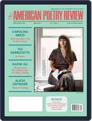 The American Poetry Review (Digital) Subscription March 1st, 2018 Issue