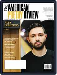 The American Poetry Review (Digital) Subscription January 1st, 2020 Issue