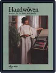 Handwoven (Digital) Subscription September 1st, 1979 Issue