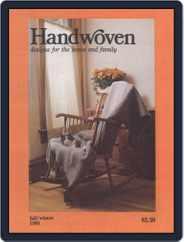 Handwoven (Digital) Subscription September 1st, 1980 Issue