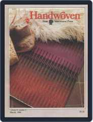 Handwoven (Digital) Subscription March 1st, 1981 Issue
