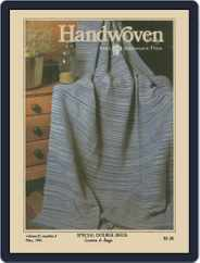 Handwoven (Digital) Subscription May 1st, 1981 Issue