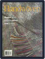 Handwoven (Digital) Subscription March 1st, 1998 Issue
