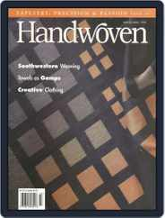 Handwoven (Digital) Subscription March 1st, 1999 Issue