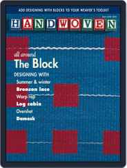 Handwoven (Digital) Subscription May 1st, 2000 Issue