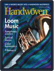 Handwoven (Digital) Subscription September 1st, 2000 Issue