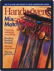 Handwoven (Digital) Subscription November 1st, 2000 Issue
