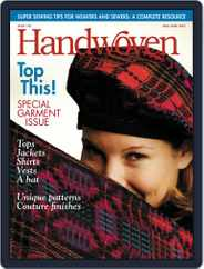 Handwoven (Digital) Subscription May 1st, 2001 Issue