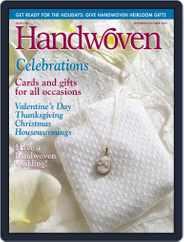 Handwoven (Digital) Subscription September 1st, 2001 Issue
