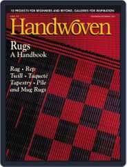 Handwoven (Digital) Subscription November 1st, 2001 Issue