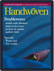 Handwoven (Digital) Subscription January 1st, 2002 Issue