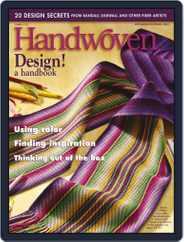 Handwoven (Digital) Subscription September 1st, 2002 Issue
