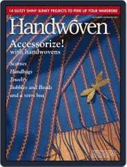 Handwoven (Digital) Subscription November 1st, 2002 Issue