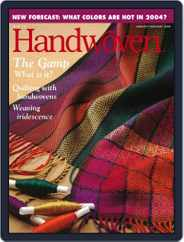 Handwoven (Digital) Subscription January 1st, 2004 Issue