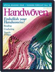 Handwoven (Digital) Subscription March 1st, 2004 Issue