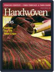 Handwoven (Digital) Subscription January 1st, 2005 Issue