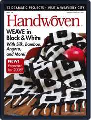 Handwoven (Digital) Subscription January 1st, 2007 Issue