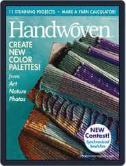 Handwoven (Digital) Subscription May 1st, 2007 Issue