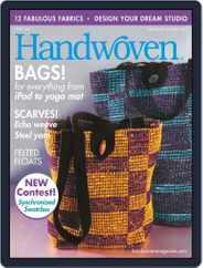 Handwoven (Digital) Subscription September 1st, 2007 Issue