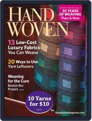 Handwoven (Digital) Subscription September 1st, 2009 Issue