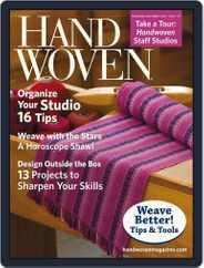 Handwoven (Digital) Subscription November 1st, 2009 Issue