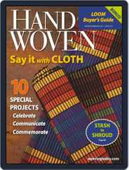 Handwoven (Digital) Subscription January 1st, 2011 Issue