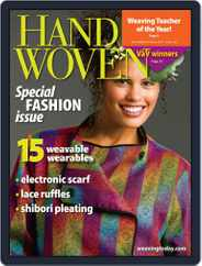 Handwoven (Digital) Subscription August 12th, 2011 Issue